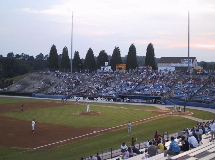 Municipal Stadium Greenville Sc