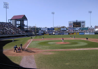 Is Aaa Worth It >> McCoy Stadium - Pawtucket Red Sox
