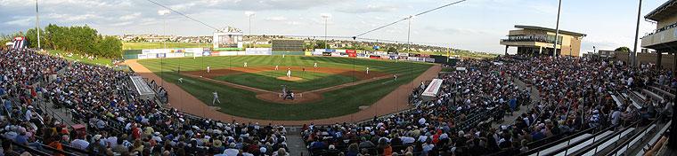 Security Service Field Colorado Springs Sky Sox