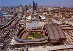 Safeco Field aerial posters