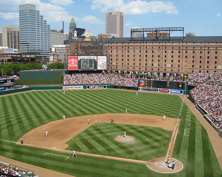 The Best Stadiums In America Made Man