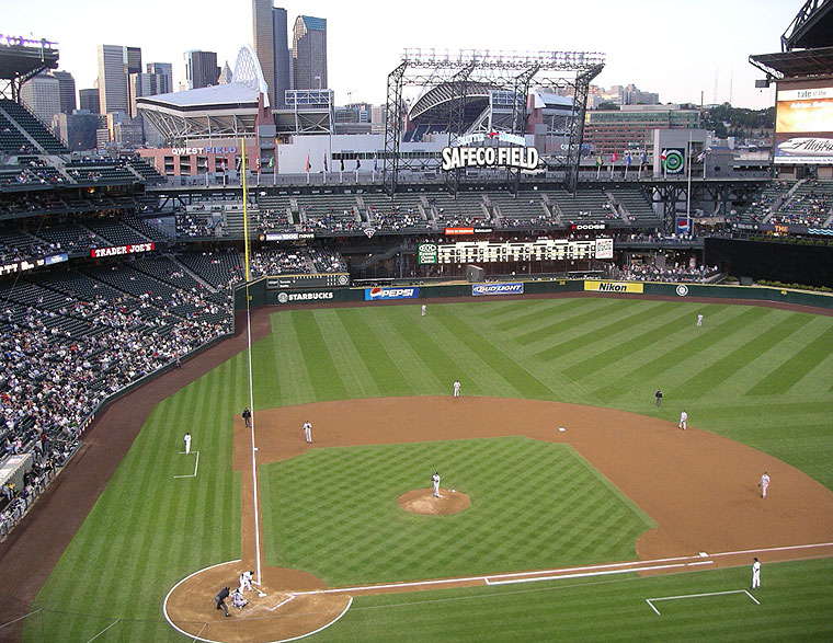 T Mobile Park Seattle Mariners