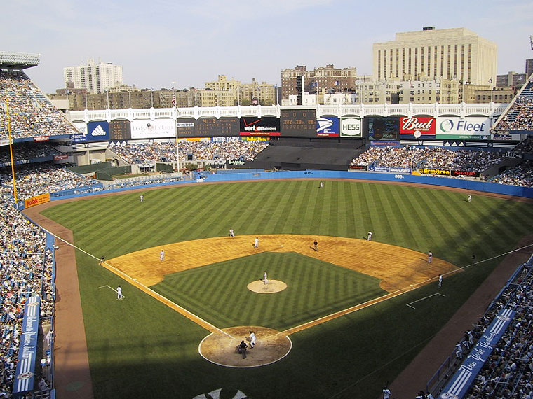 the new york yankees stadium. Yankee Stadium - New York