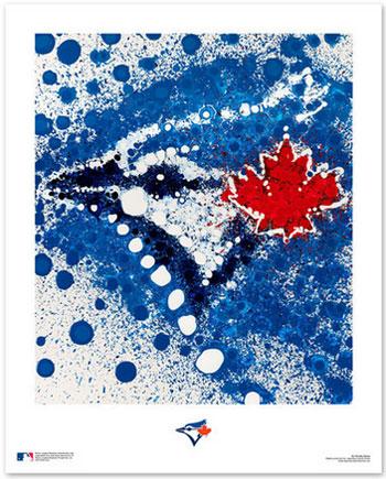 Toronto Blue Jays Logo Art