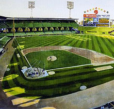 Comiskey Park Revisited by Robert Wieferich