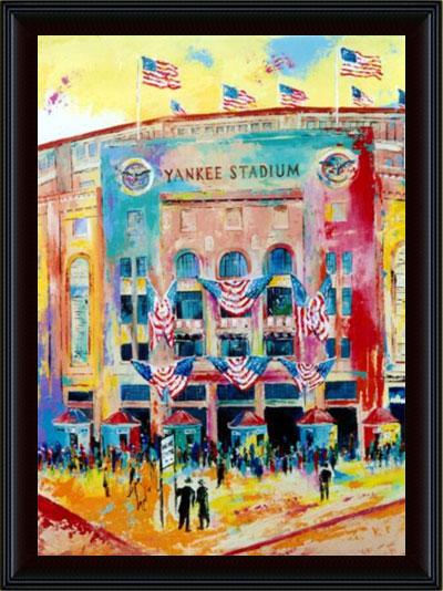 Yankee Stadium 1923 Giclee