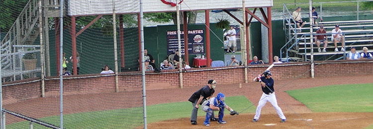 List of Current Major, Minor and Independent League Ballparks