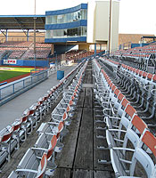 Professional Ballparks Abandoned Since 1999