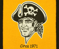 Pittsburgh Pirates heritage banner