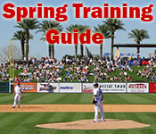 2013 Spring Training guides
