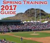 2017 Spring Training guide