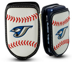 Toronto Blue Jays cell phone holder case