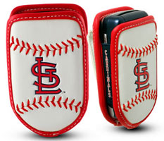St. Louis Cardinals cell phone holder case