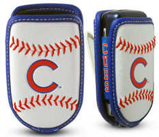 Chicago Cubs cell phone holder case