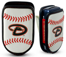 Arizona Diamondbacks cell phone holder case