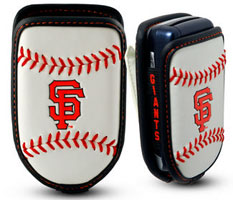 San Francisco Giants cell phone holder case