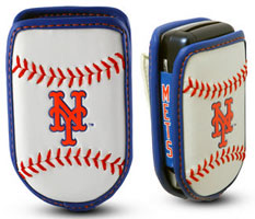 New York Mets cell phone holder case