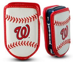 Washington Nationals cell phone holder case