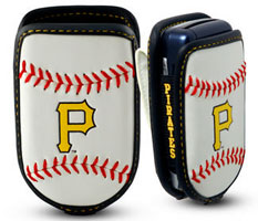 Pittsburgh Pirates cell phone holder case
