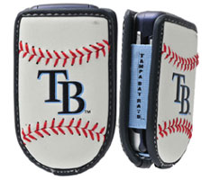 Tampa Bay Rays cell phone holder case