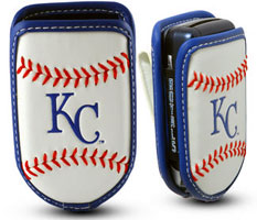 Kansas City Royals cell phone holder case