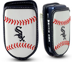 Chicago White Sox cell phone holder case
