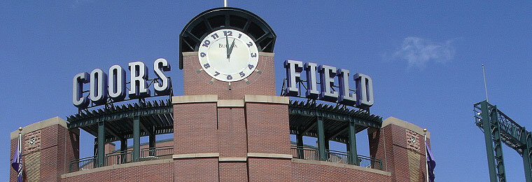 Colorado's Coors Field