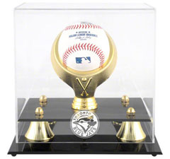 Blue Jays baseball display cases