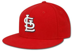 74a44c304c0a4 Cardinals fitted authentic hat