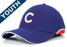 Cubs fitted youth hat 10b2b6913df