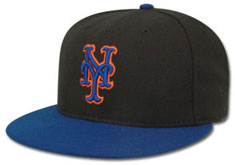 Mets fitted alternate authentic hat 43a3366bf07