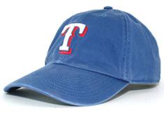 bce2ece4eab Rangers adjustable cotton hat
