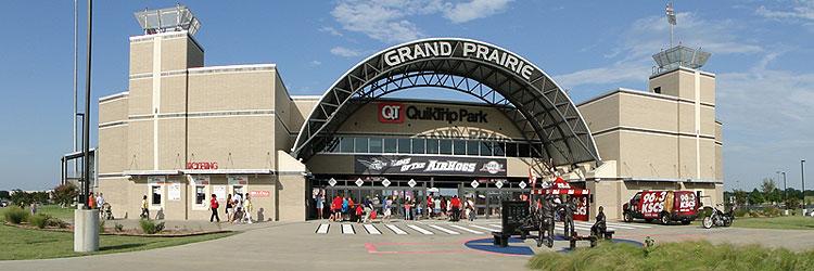 QuikTrip Park - Grand Prairie AirHogs