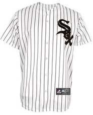 Chicago White Sox team and player jerseys