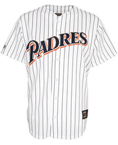 Padres throwback pinstripe replica jersey 10fc067cc