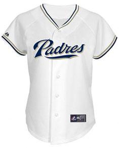 Padres women s replica jersey e8f0348f4