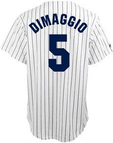 sports shoes 9b680 2951c joe dimaggio jersey number