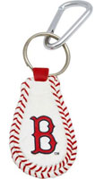 Boston Red Sox keychain