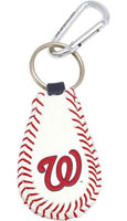 Washington Nationals keychain