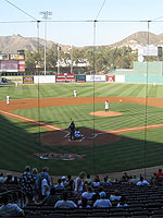 The Diamond in Lake Elsinore