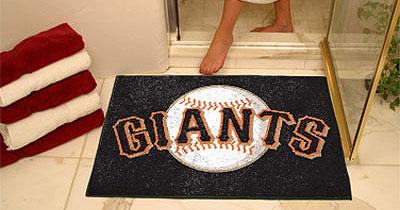 Giants Bathroom Mat