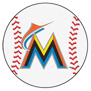 Marlins floor mats