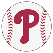 Phillies floor mats