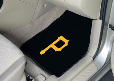 Pittsburgh Pirates Floor Mats