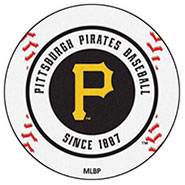 Pirates floor mats