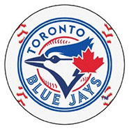 Blue Jays floor mats