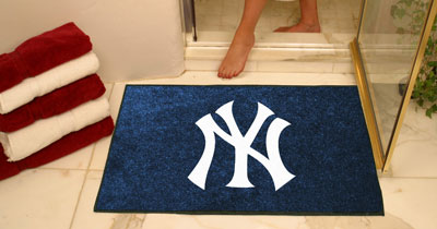 New York Yankees Floor Mats