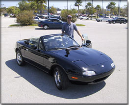Me and my Miata