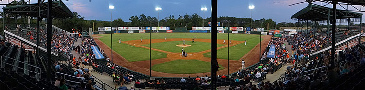 Lake Olmstead Stadium - Augusta GreenJackets