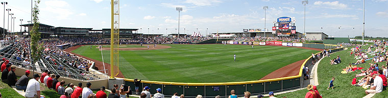 Werner park omaha storm chasers